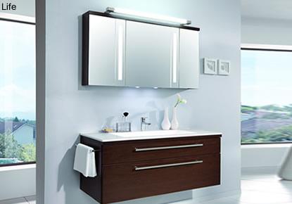 laguna badm bel spiegel und spiegelschrank. Black Bedroom Furniture Sets. Home Design Ideas